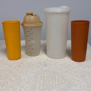 Vintage Tupperware Package